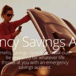 brightpeak financial and TFCU $100 Bonus Emergency Savings Account