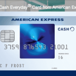 Blue Cash Everyday Card American Express
