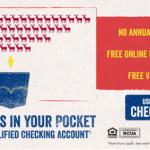 Red Rocks Credit Union $50 Free Checking Account Bonus – Colorado