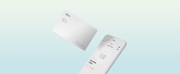 Zero Financial Mobile Banking with 1%-3% Zerocard Rebates