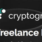 Cryptogrind Bitcoin Freelance Job Marketplace – Earn Referral Bonuses for Freelancers and Employers