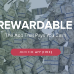 Rewardable App Pays You Cash for Tasks – $0.50 Bonus and up to $50 Referrals