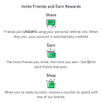 UNiDAYS Student Shopping Deals on Popular Brands and $5 Referral Rewards