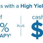 CIT Bank up to $200 Bonus with 0.95% APY High Yield Savings Account – Nationwide