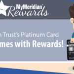 Meridian Trust FCU Visa Platinum Credit Card $100 Bonus