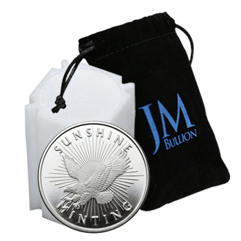 Jm Bullion Buy 10 Ounces Of Silver At Spot Price With