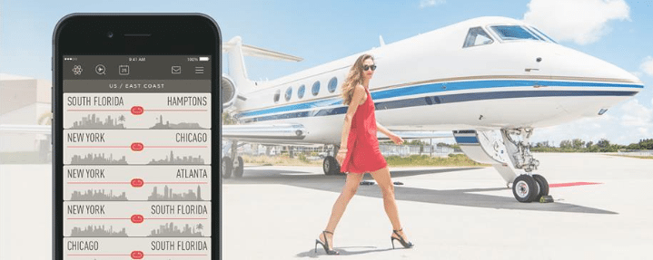 JetSmarter Free 3-Month Trial Membership and up to $3,000 Referral Flight Credits