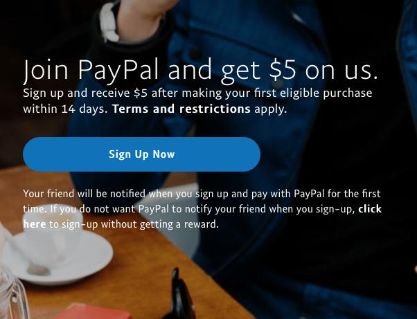 PayPal Referral Program Bonus