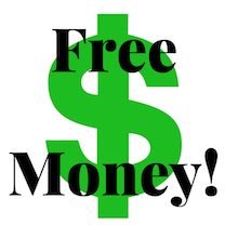 Free Money Cash Bonuses