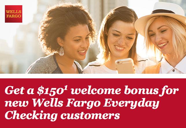 Wells Fargo Select City Promotion