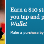 Wells Fargo Wallet $10 Statement Credit with Tap and Pay