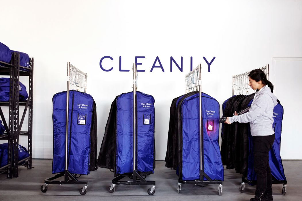 Cleanly Laundry and Dry Cleaning Delivery