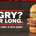 Checkers and Rally's Free Big Buford Burger with Any Purchase