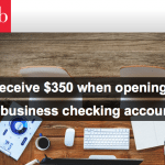 MB Financial Bank $350 Business Checking Account Bonus – IL, IN and PA