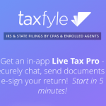 Taxfyle On-Demand Tax Filing $20 Discount and $20 Referrals