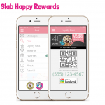 MaggieMoo's and Marble Slab Creamery Slab Happy Rewards App Free Ice Cream