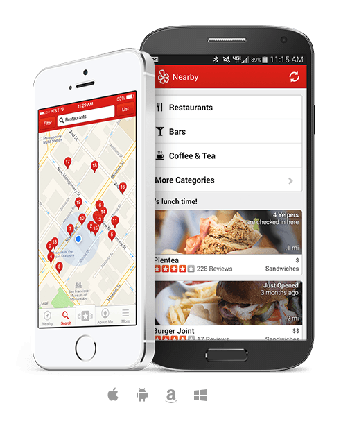Yelp Mobile App Referral Discount Code