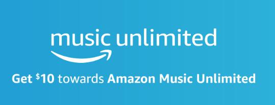 Amazon Music Unlimited Code