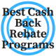 5 Best Cash Back Rebate Programs for Saving Extra Money