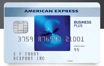 Blue Business Plus Credit Card from AMEX OPEN 20K Bonus