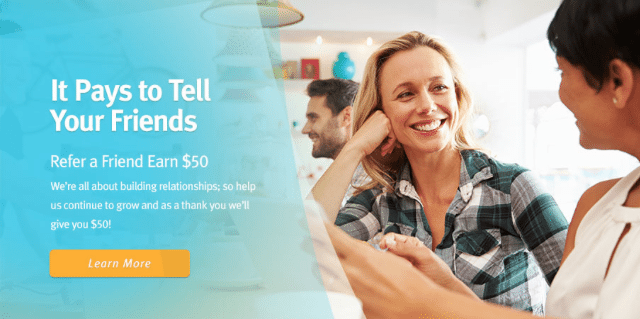 Centier Bank Referral Program Bonuses