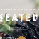 Seated Restaurant Reservation Rewards
