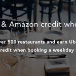 VocoLife Rewards for Restaurant Reservations – Up to $25 Amazon, Uber or Starbucks Credit