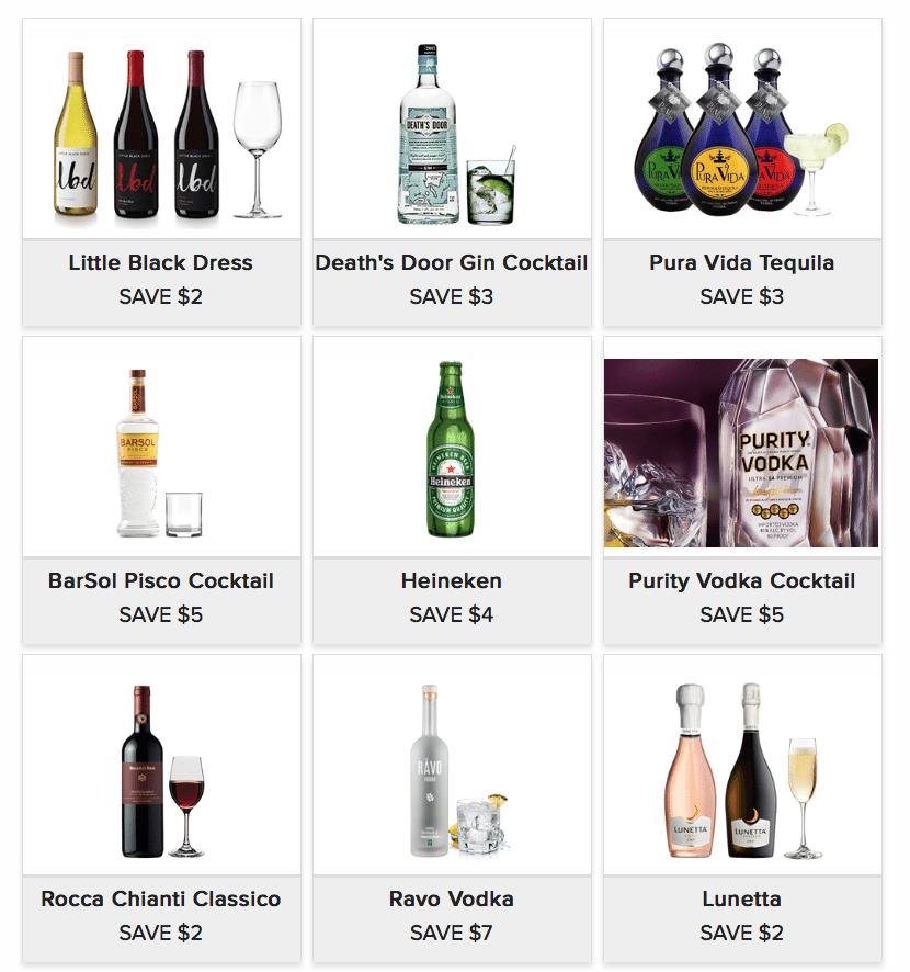 bevRAGE Beer Wine Liquor Rebates