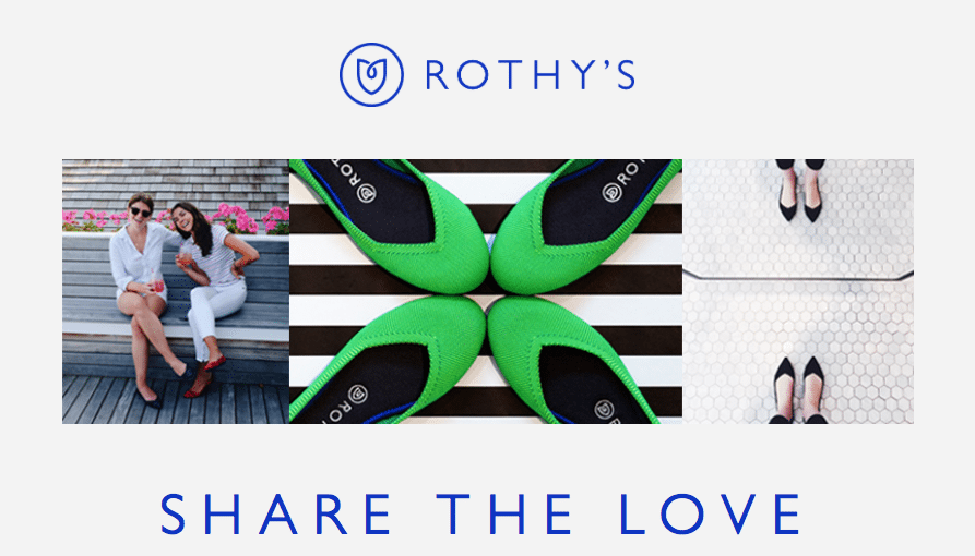 Rothy's coupon code