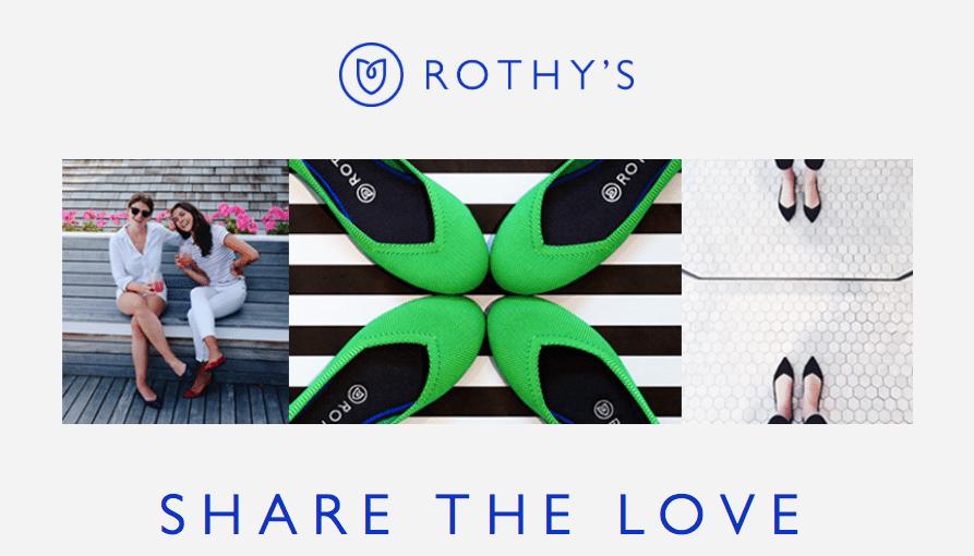 Rothys coupon code