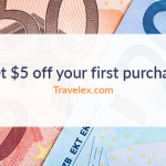 Travelex Foreign Currency Exchange $5 Discount Off First Order and $10 Referral Rewards
