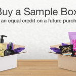 Free Amazon Prime Samples Boxes
