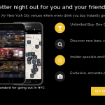 FullGlass – Unlimited B1G1 Free Drinks at Bars, Clubs and Restaurants in NYC