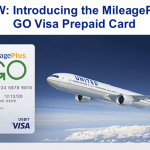 MileagePlus GO Visa Prepaid Card – Earn United Award Miles on Purchases
