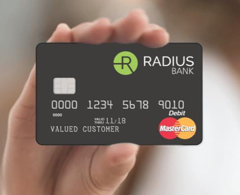 Radius Bank Free Checking Account