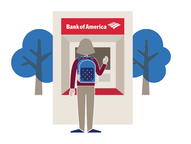 Bank of America Student Checking