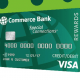 Commerce Bank Special Connections 1.5% Cash Back Credit Card + $150 Bonus