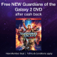 TopCashback Freebies – Guardians of the Galaxy 2 DVD + Blu-ray ($24.96 Value)