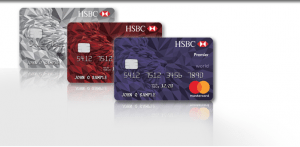 HSBC Bank Credit Cards – Earn $150 Bonus, $250 Cash Back or $750 in Air Travel – New Offers Available