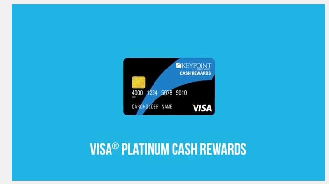 KeyPoint Credit Union Cash Rewards Credit Card