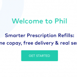 Phil – Online Prescription Refills – Free Delivery and $20 First Rx Discount
