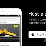 Slang Sneakers and Streetwear Marketplace $10 Free Credit and $10 Referrals