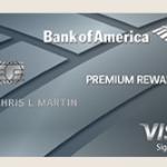 Bank of America Premium Rewards Credit Card