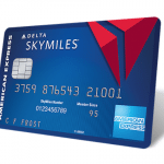 Blue Delta SkyMiles Credit Card 10,000 Bonus Miles with No Annual Fee