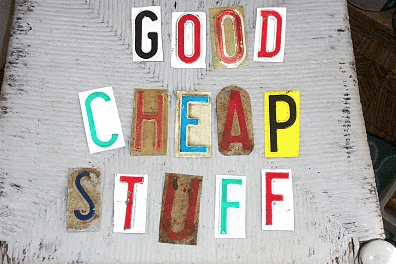 cheap & healthy foods