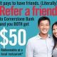 Cornerstone Bank $50 Checking Account Refer A Friend Program – Georgia