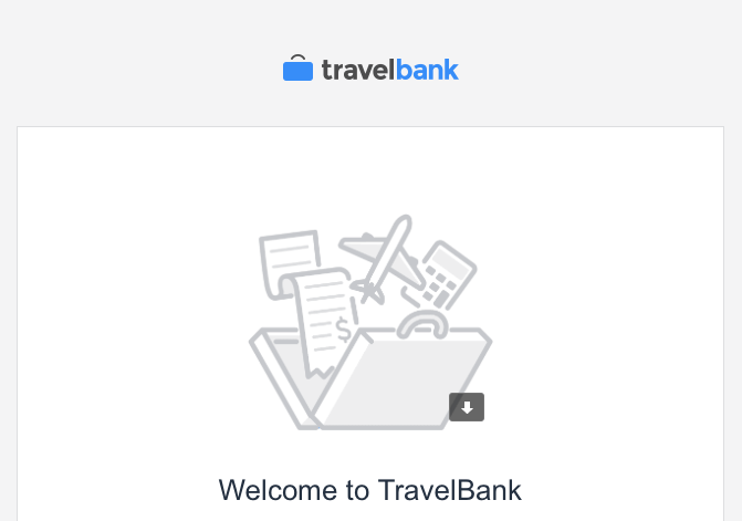 TravelBank Business Travel App