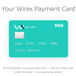 Wirex Bitcoin Plastic Payment Card 25% Discount and Referral Rewards