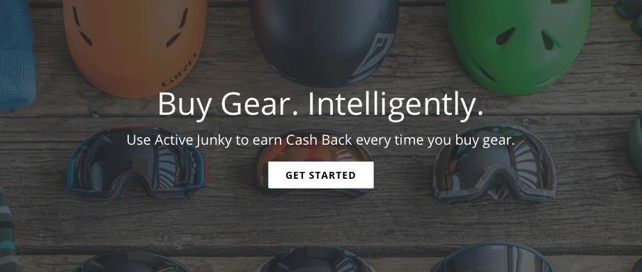 Active Junky Outdoor Gear Cash Back Site