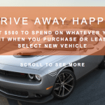 BonusDrive Automotive Rewards Program – Get $500 to Buy or Lease Select Vehicles – Available Nationwide